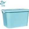 厂家新款家用塑料收纳箱储物箱装衣服箱子多种规格收纳箱批发