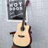 41寸JIZHILIN中端吉他初学者学生女男民谣吉他