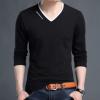 夏新款男式翻领T恤细纹口袋横条短袖纯棉拉架体恤衫厂家直销