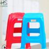 厂家直销家用塑料凳子加厚成人板凳加高塑料椅子一件代发