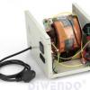 电子调压器220V单相小型交流调压器500W0-300V可调电源电压变压器