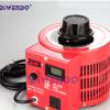 交流调压器500w单相220V可调0V-300V变压器手动调压电源0.5KW
