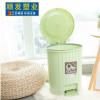 垃圾桶家用大号塑料带盖压圈时尚脚踏卫生间脚踩创意客厅卧室厨房