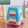 小板凳儿童塑料凳子成人加厚防滑浴室换鞋凳矮凳卡通厂家批发特价