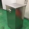 不锈钢垃圾桶 拉丝面板 钣金加工 不锈钢 定做 外壳 精加工
