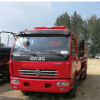 新品上市 CLQ5110GSS5型洒水车 东风大多利卡消防洒水车