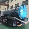 厂家直销东风天锦大型吸污车10-15吨 多功能下水道联合疏通车报价