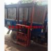 垃圾车升降机三轮车垃圾桶提升机安装垃圾桶提升机电动挂桶提升机