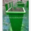 吉林省四平市环卫挂车垃圾桶挂车大铁桶镀锌垃圾桶240L量大优惠
