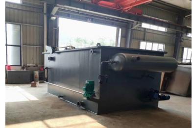 气浮机设备食品厂屠宰场果汁厂污水处理设备气浮机厂家直销