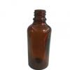 工厂批发精油瓶磨砂精油瓶30ml玻璃瓶 丝印 烫金logo可随意配盖