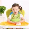 婴儿防水口水巾 立体硅胶围嘴围兜 动漫宝贝母婴用品厂家直销