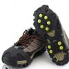防滑冰爪户外进口橡胶鞋钉超轻便携厂家直销10齿简易冰爪