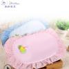 美好宝贝婴儿决明子定型枕 新生儿糖果型枕长款A-107