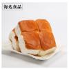 手撕老式面包休闲食品批发厂家直销 松软鲜香老面包量大从优