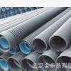 HDPE双壁波纹管污水管市政工程排水管,现货规格齐,可现检 武汉