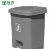 小区街道商超政府PE环保垃圾箱 加厚加固户外环卫大型垃圾桶