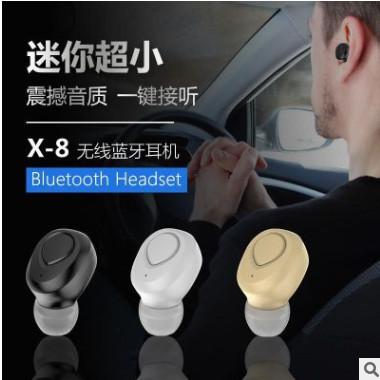 夏新 耳机2018电商爆款 双声道蓝牙耳蓝牙 TWS运动耳机 外贸耳机