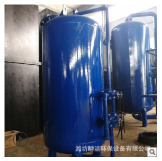 石英砂过滤器全自动不锈钢生活饮用水污水高效净化设备连续砂滤器